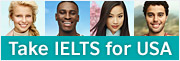 Take IELTS for USA